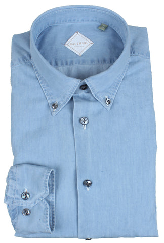 Button Down Denim Shirt