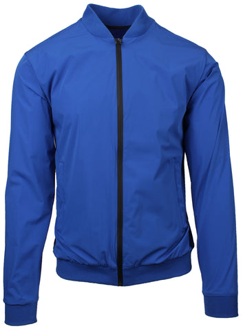 Lab Unlined Stretch Electric Blue Blouson