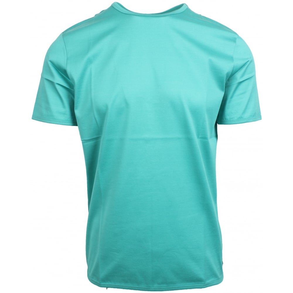 Mint Crew Neck Super Cotton T Shirt