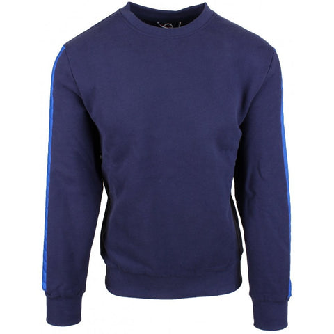 Blue Ultrasonic Sweatshirt