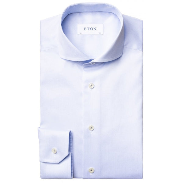 Light Blue Royal Twill Shirt