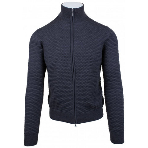 3D Knit Full Zip