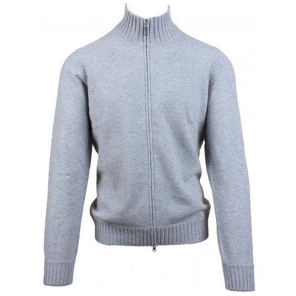 Felted Cashmere Full Zip