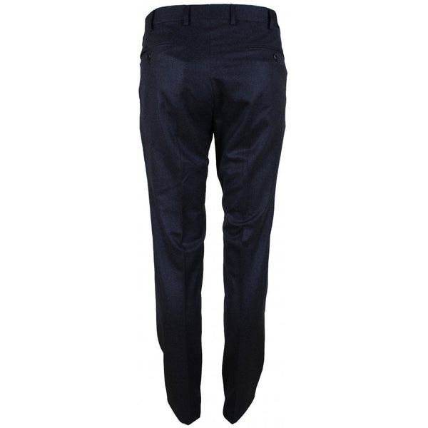Charcoal Grey Lightweight Flannel Trouser
