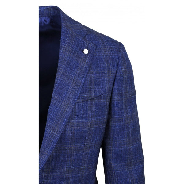 Loro Piana Linen Silk Blend Jacket