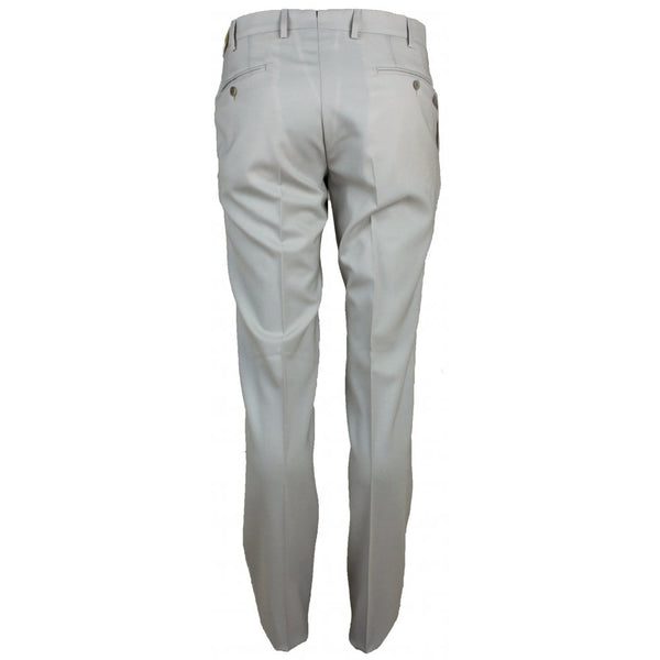 Off White Wool Trouser