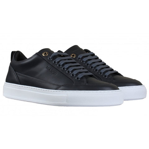TIA Asphalt Leather Sneaker
