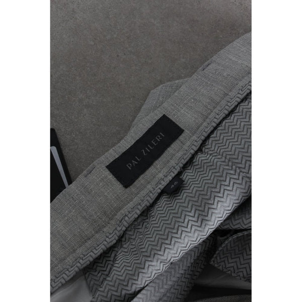 Light Grey Slim Fit Trouser