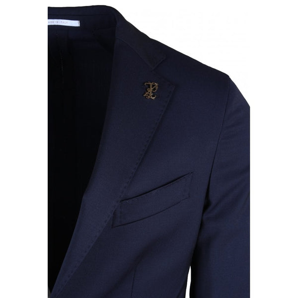 Navy Brera Suit