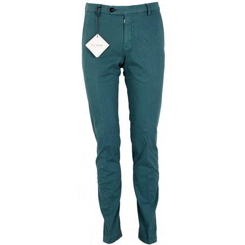 Teal Formal Chino