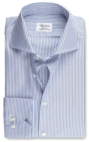 Bengal Stripe Fitted Body Shirt