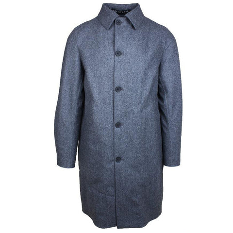 Grey Flannel Raincoat