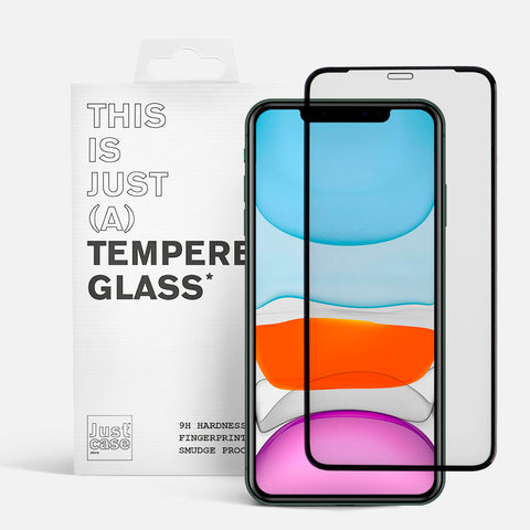 Vetro temperato iPhone 11 Full - Officina Italia Srls