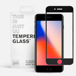 Vetro temperato iPhone 7 Plus Full - Officina Italia Srls