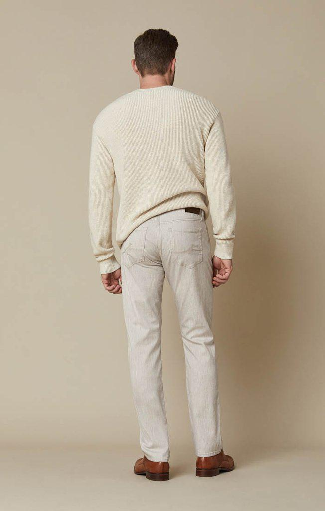 34 Heritage Cool Slim Leg Jeans in Beige Cashmere-The Trendy Walrus