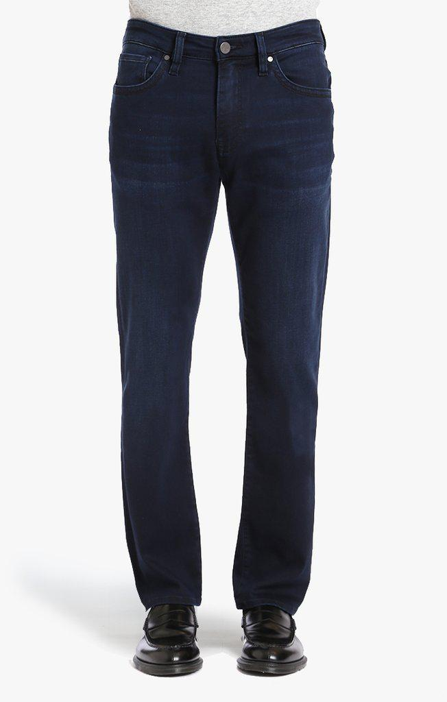 34 Heritage Courage Straight Leg Jeans in Ink Rome-The Trendy Walrus