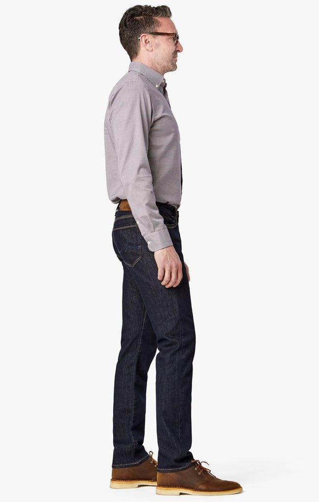 34 Heritage Courage Straight Leg Jeans in Midnight Cashmere-The Trendy Walrus