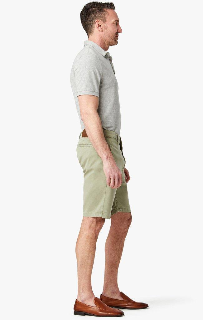 34 Heritage Nevada Shorts in Sage-The Trendy Walrus