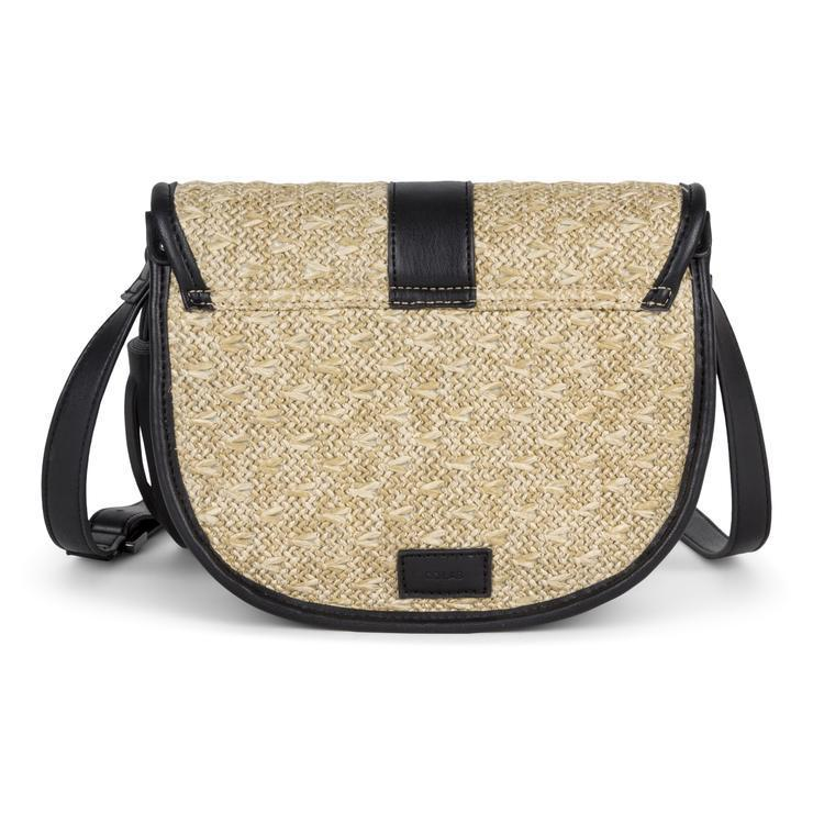 Co Lab Straw Crossbody-The Trendy Walrus