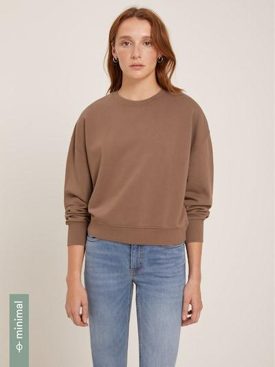 Frank & Oak Drop Shoulder Crew Sweatshirt-The Trendy Walrus