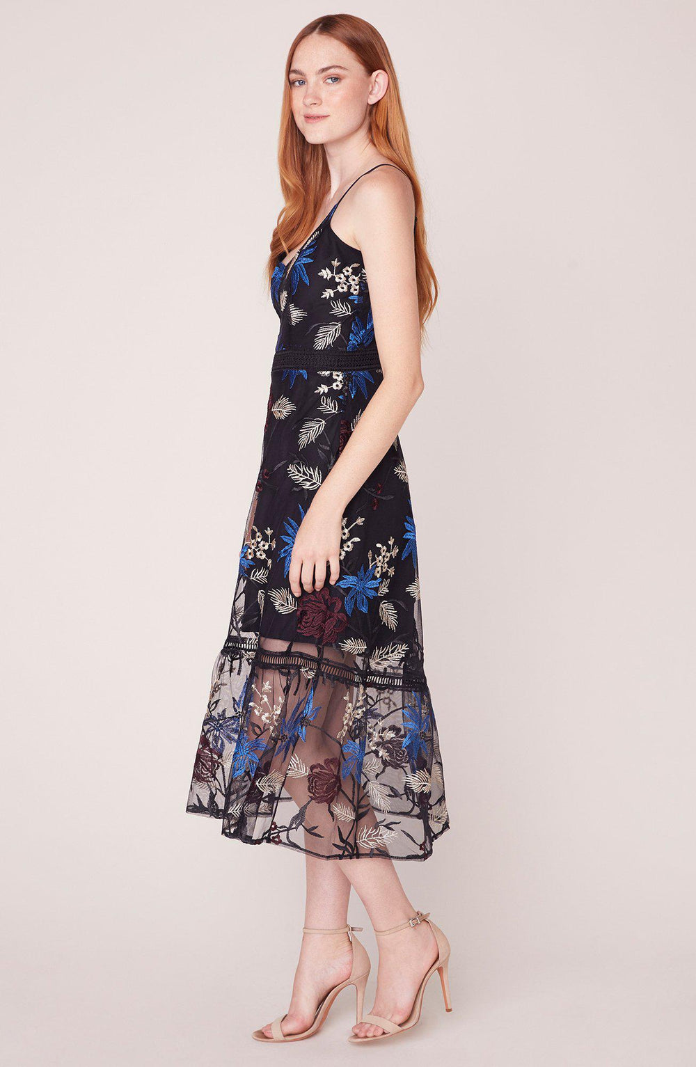 Jack Lets Get This Thread Dress-The Trendy Walrus