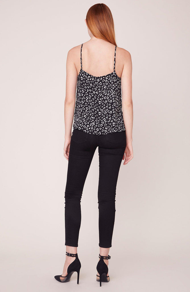 Jack Meow Do You Do Leopard Print Top-The Trendy Walrus