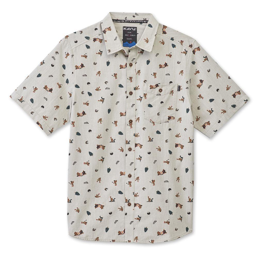 Kavu Juan Sasquatch Shirt-The Trendy Walrus