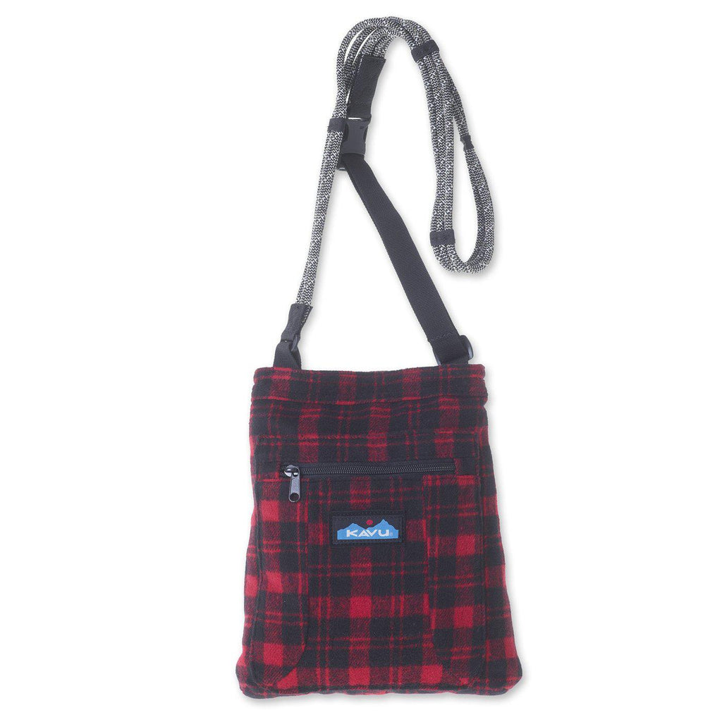 Kavu Keepon Keepin Lumberjack Cross-The Trendy Walrus