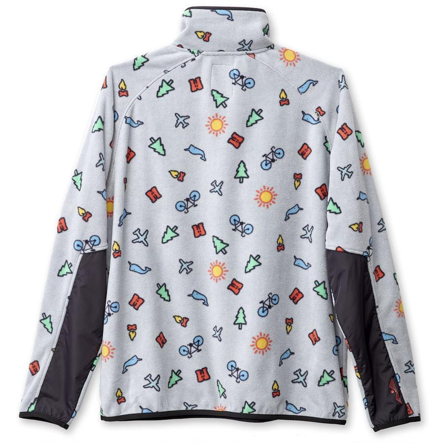 Kavu Teannaway Fleece in Clock Out-The Trendy Walrus