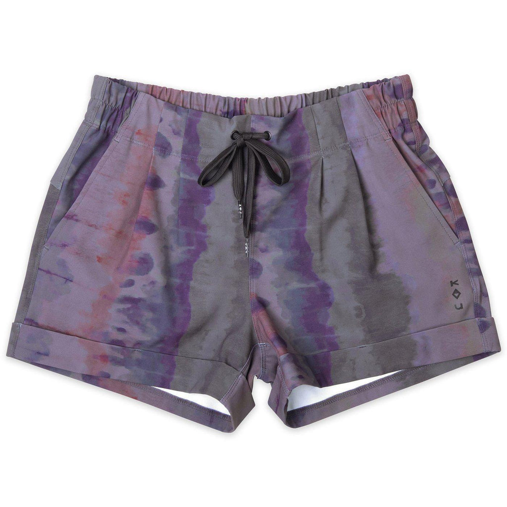 Kavu Tepic Quick Dry Shorts in Moon Tie Dye-The Trendy Walrus
