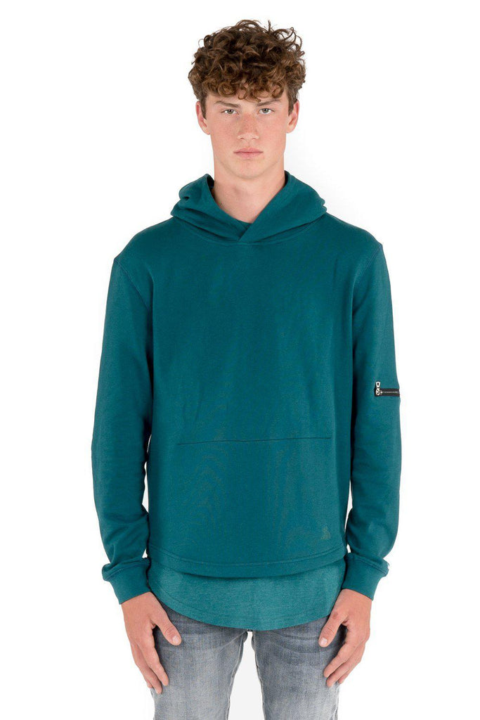 Kuwalla Tee Crash Hoodie-The Trendy Walrus