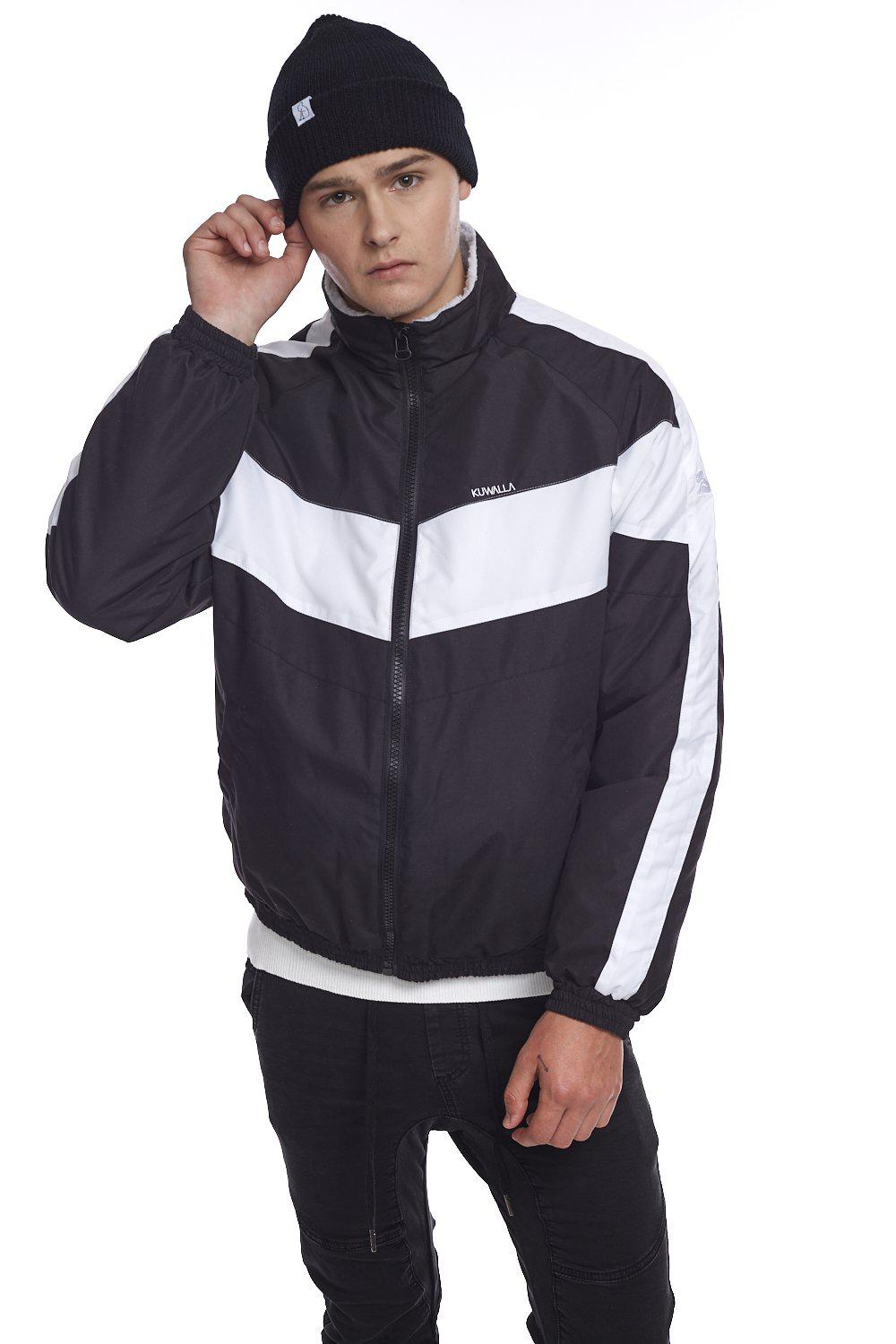 Kuwalla Tee Winter Track Jacket-The Trendy Walrus