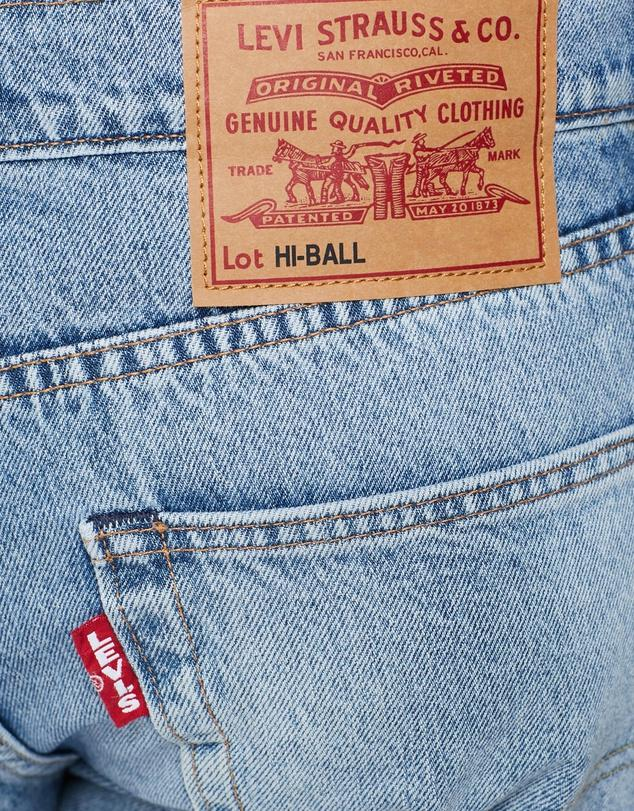 Levi's 502 Hi-Ball Distressed Jeans-The Trendy Walrus