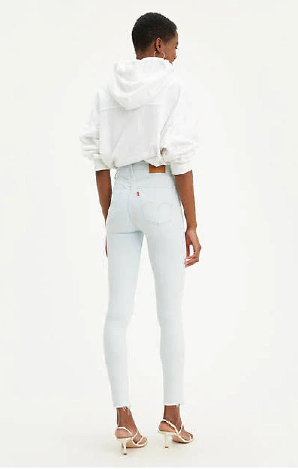 Levi's Mile High Super Skinny Jeans-The Trendy Walrus