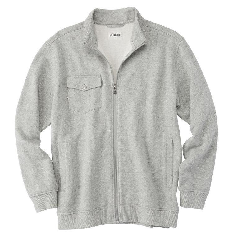 Linksoul Full-Zip Skye Fleece Layer-The Trendy Walrus