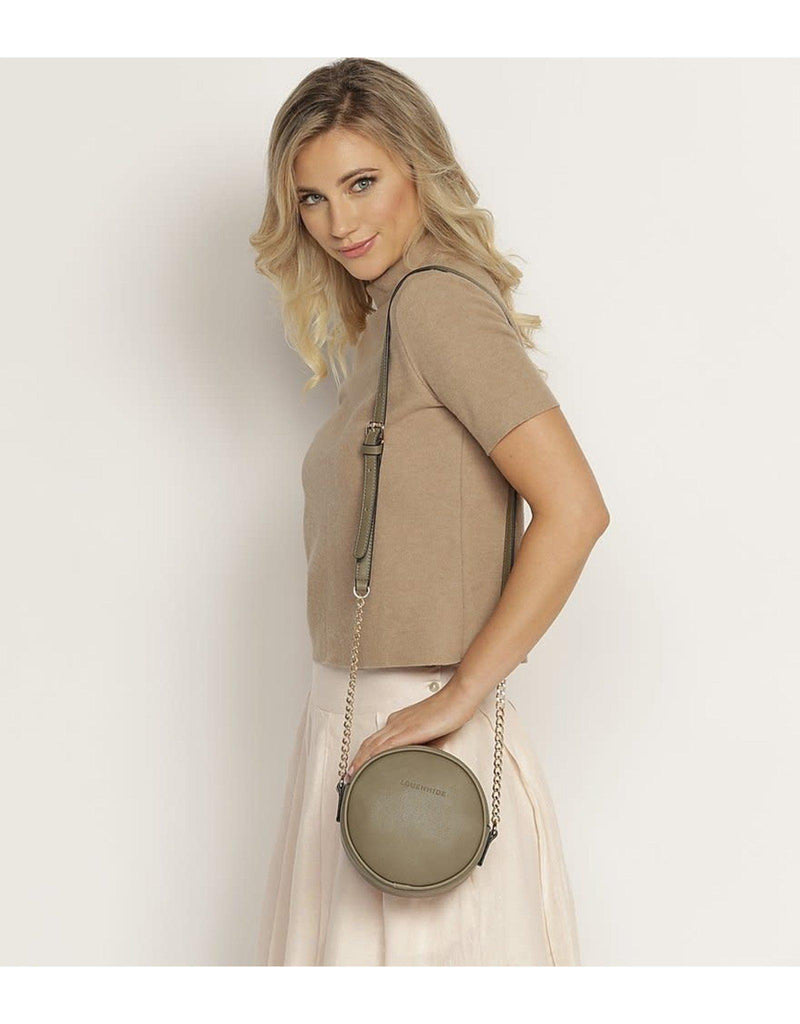 Louenhide Bethany Crossbody in Olive-The Trendy Walrus