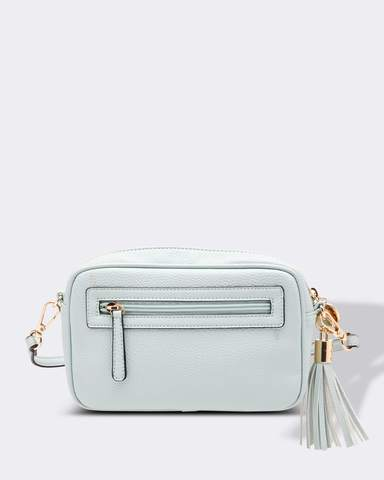 Louenhide Gigi Crossbody in Mint-The Trendy Walrus