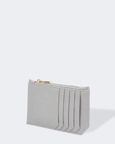 Louenhide Tia Cardholder in Gray-The Trendy Walrus