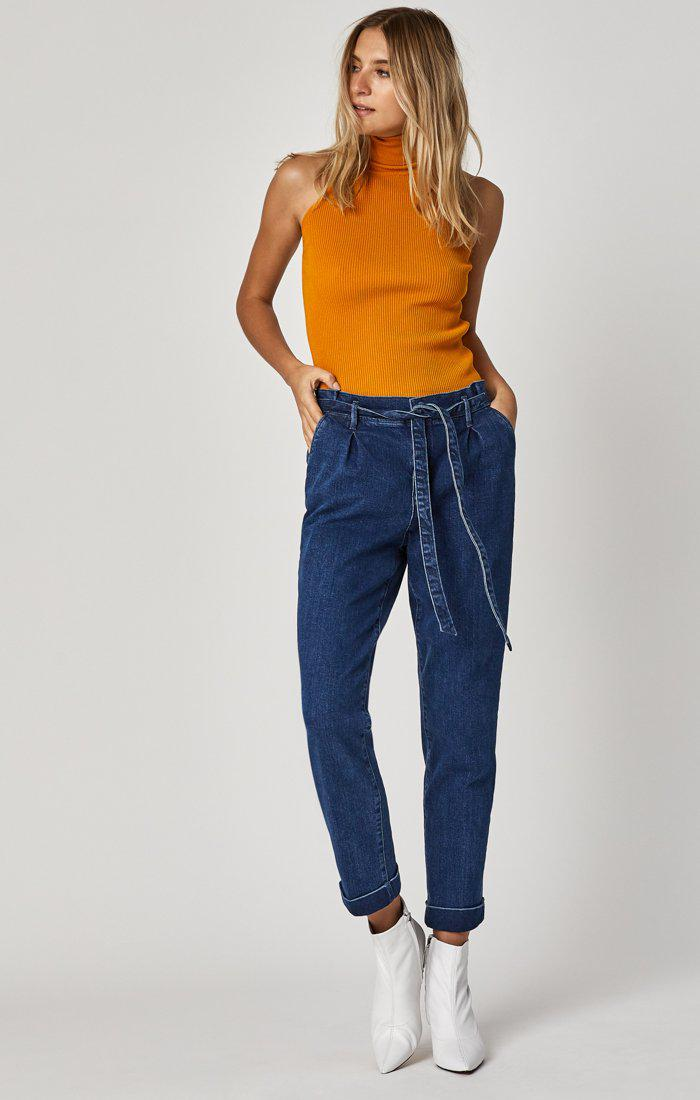 Mavi Becca in Mid Summer Denim-The Trendy Walrus