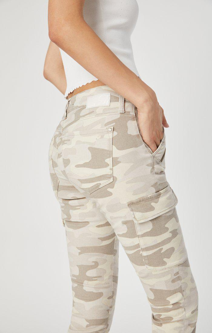 Mavi Juliette in Nude Camo-The Trendy Walrus