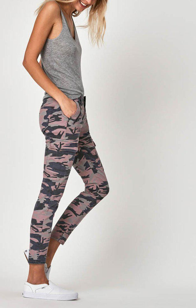 Mavi Juliette in Pink Camoflague-The Trendy Walrus