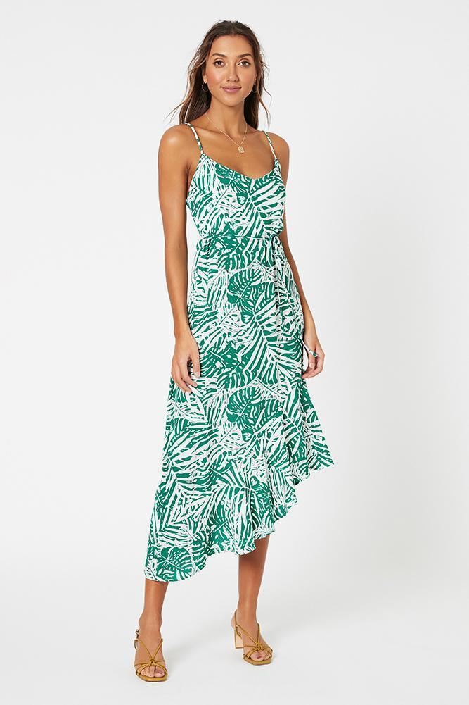 Minkpink Feeling Fresh Midi Dress-The Trendy Walrus