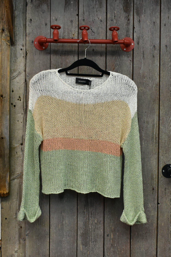 Minkpink Simone Knit Sweater-The Trendy Walrus