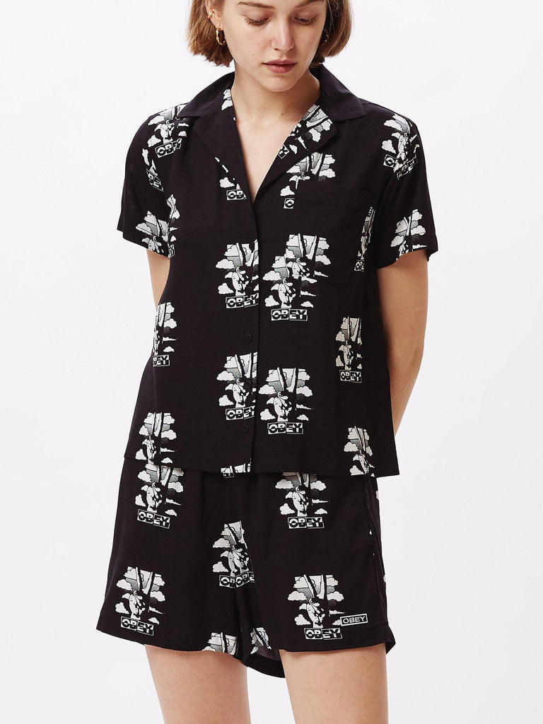 Obey Peace Shirt-The Trendy Walrus