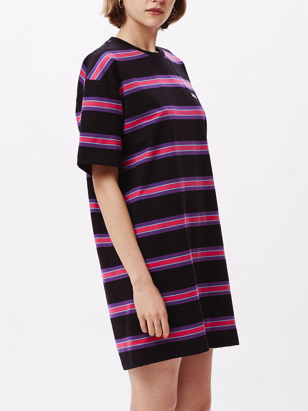 Obey Peri T-Shirt Dress-The Trendy Walrus