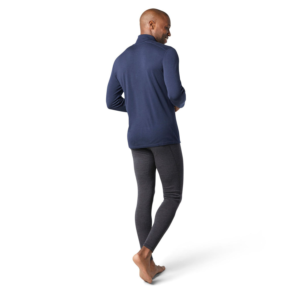 Smartwool Merino 250 Baselayer 1/4 Zip in Navy-The Trendy Walrus