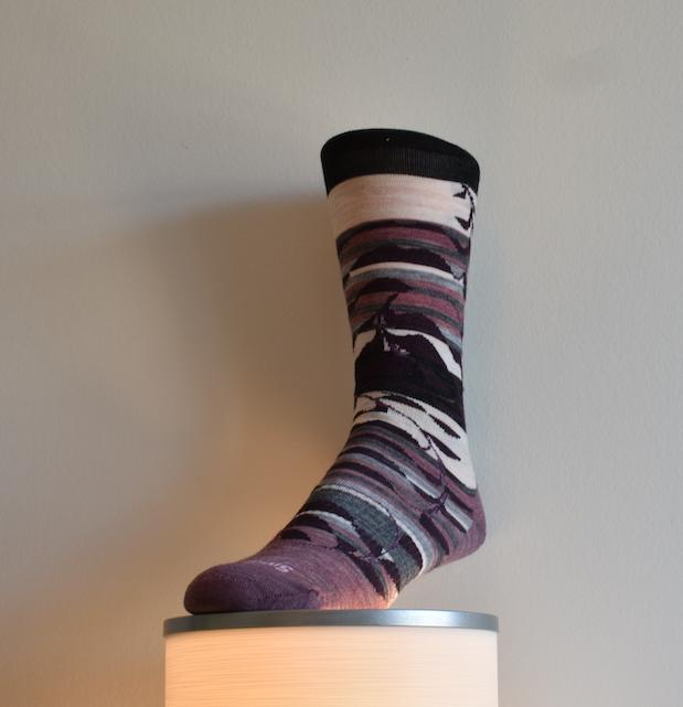 Smartwool Pressure Free Palm Crew Sock-The Trendy Walrus