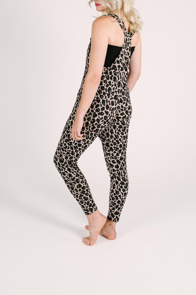 Smash+Tess Romperalls in Lexi Leopard-The Trendy Walrus