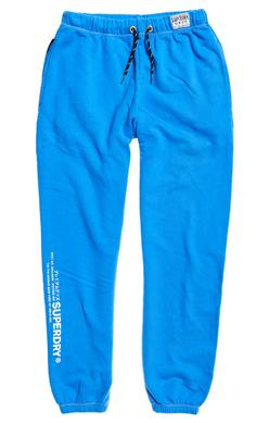 Superdry Elissa Joggers in New Royal-The Trendy Walrus