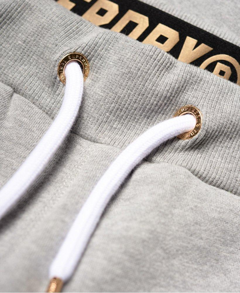Superdry Elite Joggers in Grey Marl-The Trendy Walrus